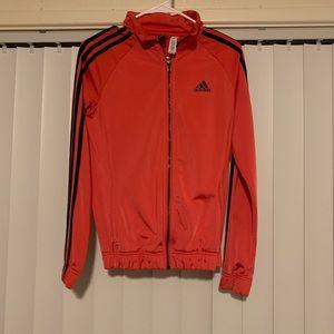 ADIDAS athletic zip
